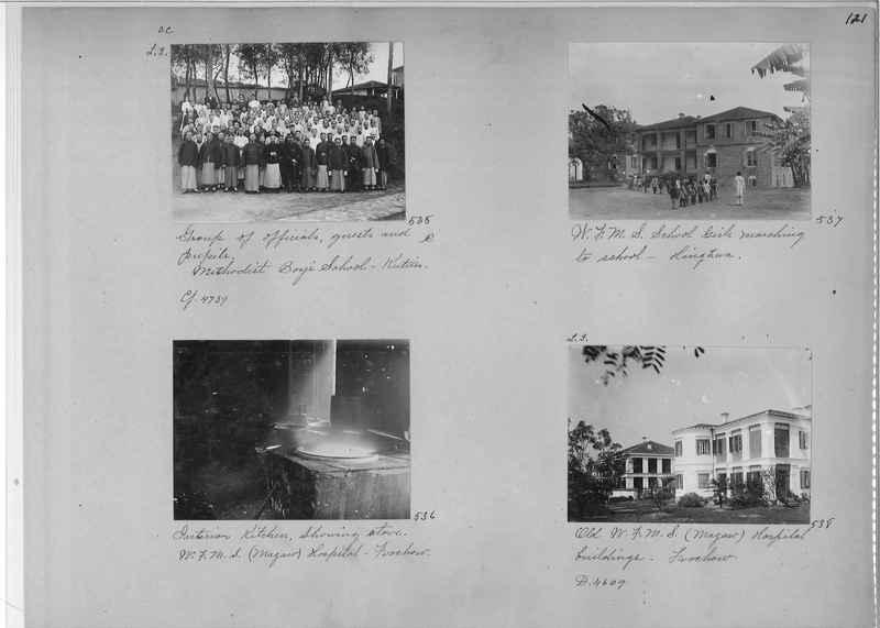Mission Photograph Album - China #1 page  0121