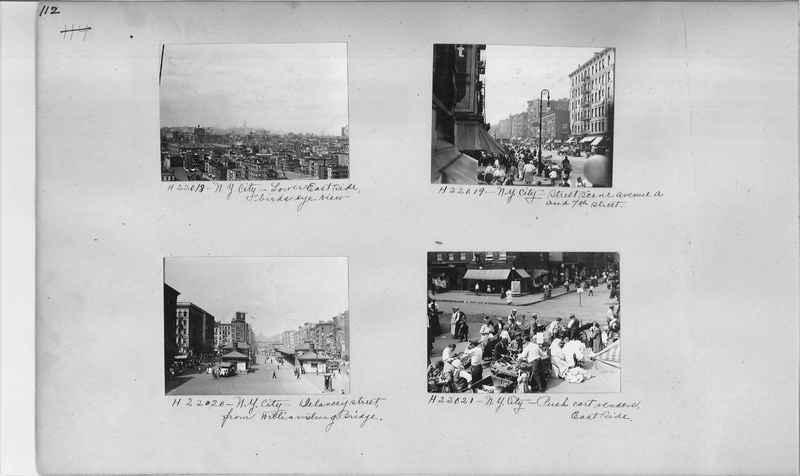 Mission Photograph Album - Cities #10 page 0112