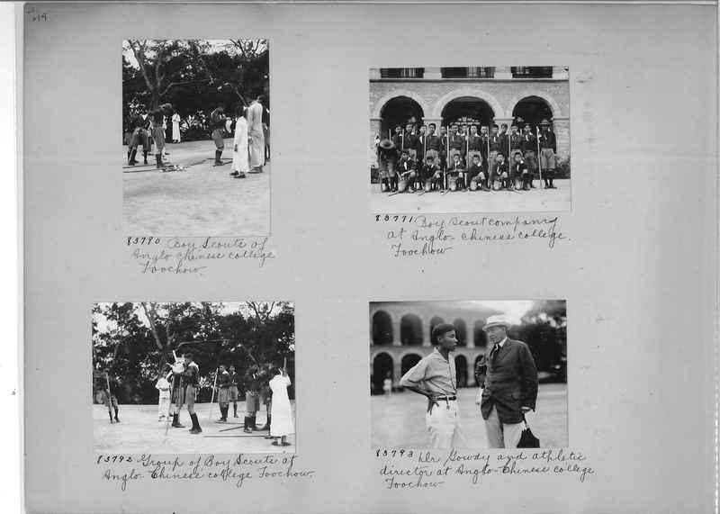 Mission Photograph Album - China #11 page 0219
