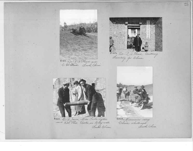 Mission Photograph Album - China #10 pg. 0217