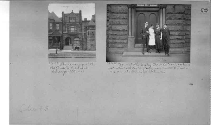 Mission Photograph Album - Cities #13 page 0055