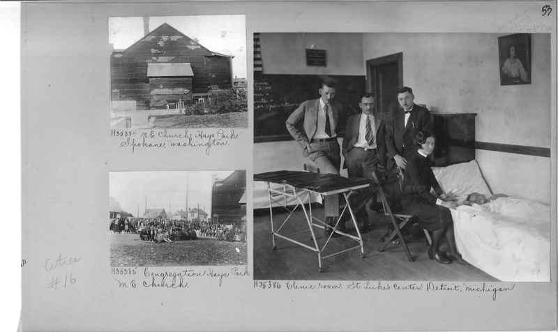 Mission Photograph Album - Cities #16 page 0053