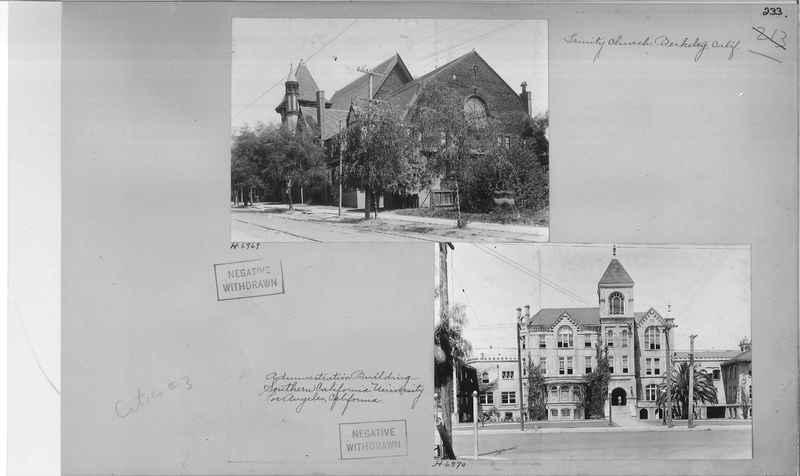 Mission Photograph Album - Cities #3 page 0233