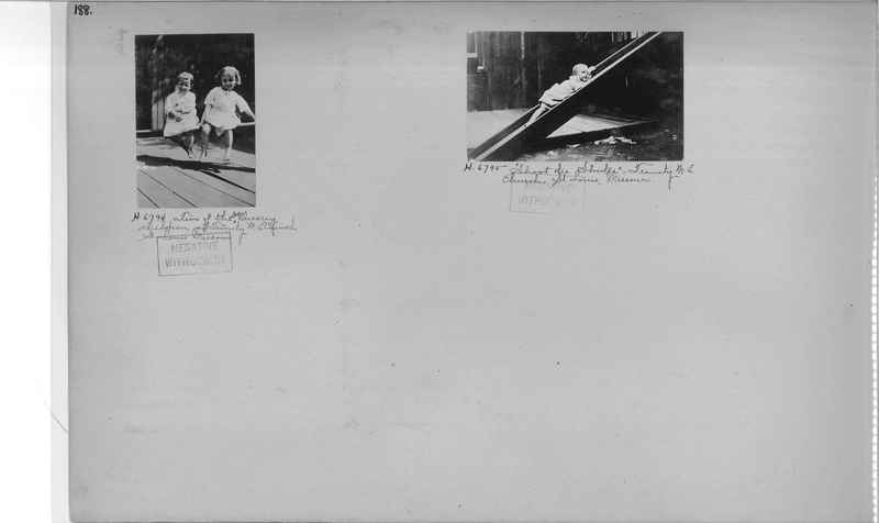 Mission Photograph Album - Cities #3 page 0188