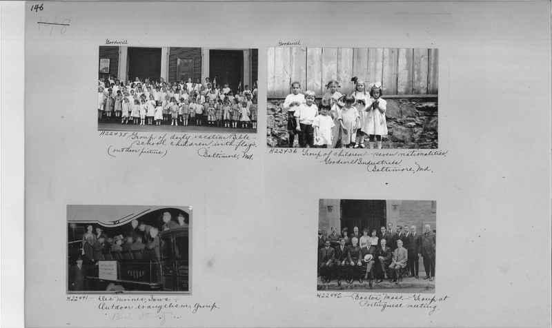 Mission Photograph Album - Cities #10 page 0146