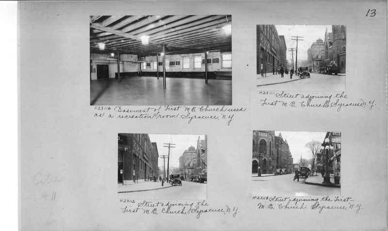Mission Photograph Album - Cities #11 page 0013