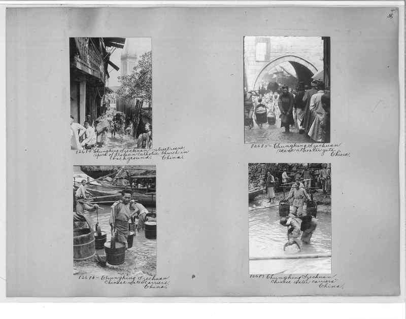 Mission Photograph Album - China #11 pg. 0085