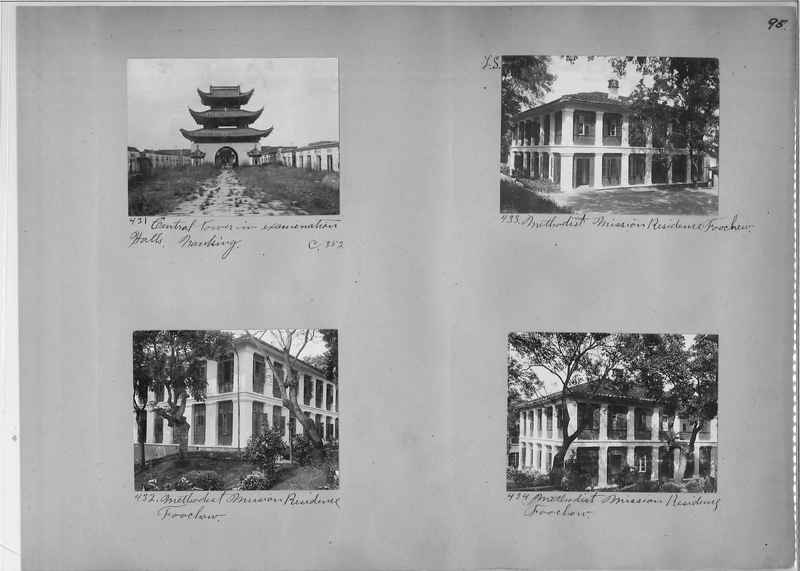 Mission Photograph Album - China #1 page  0095
