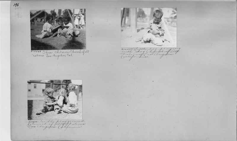 Mission Photograph Album - Cities #7 page 0196