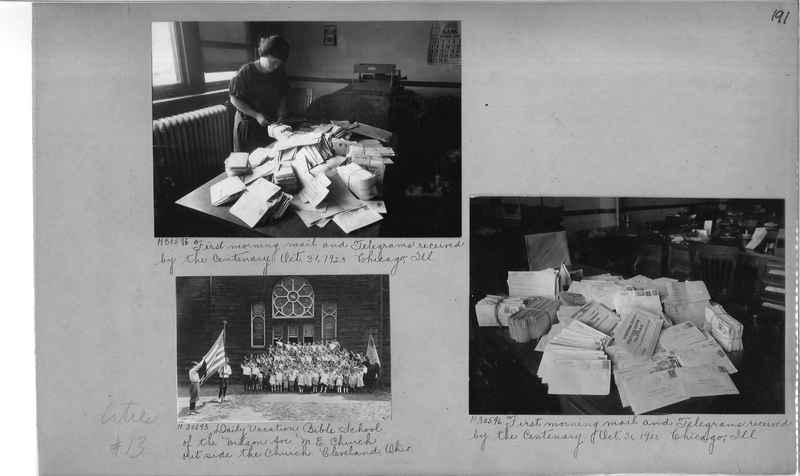 Mission Photograph Album - Cities #13 page 0191
