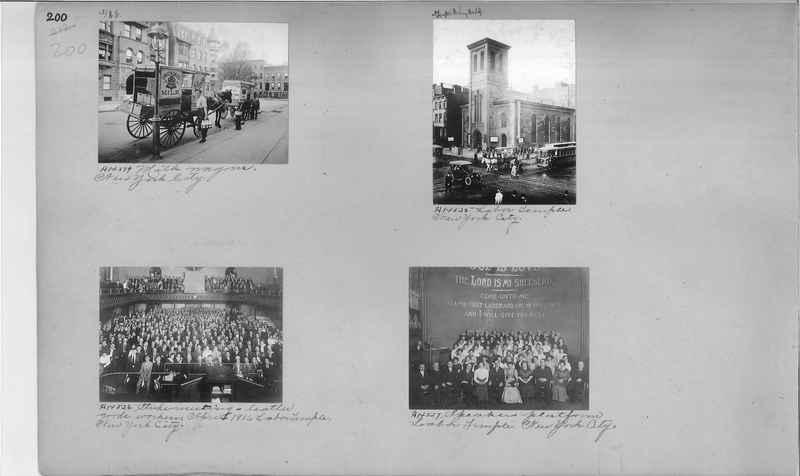 Mission Photograph Album - Cities #7 page 0200