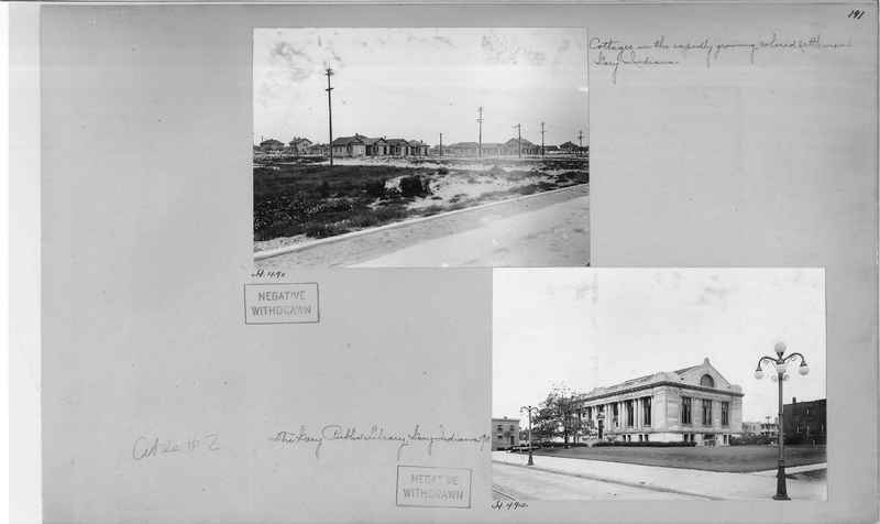 Mission Photograph Album - Cities #2 page 0191