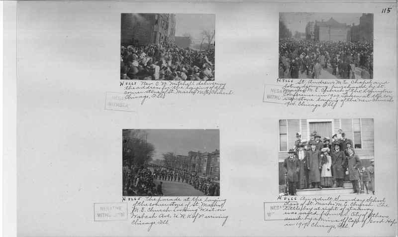 Mission Photograph Album - Cities #4 page 0115