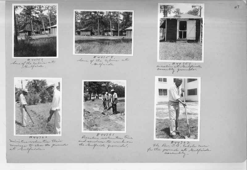 Mission Photograph Album - Negro #7 page 0047