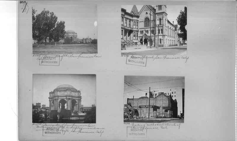 Mission Photograph Album - Cities #3 page 0234