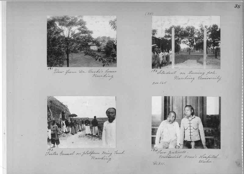 Mission Photograph Album - China #1 page  0035