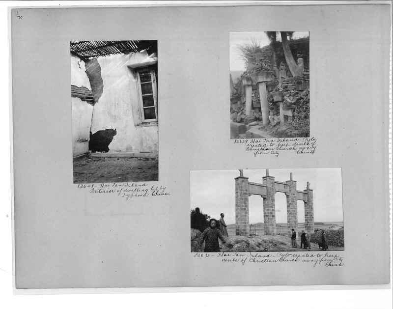 Mission Photograph Album - China #11 pg. 0070
