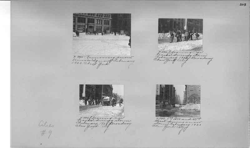 Mission Photograph Album - Cities #9 page 0203