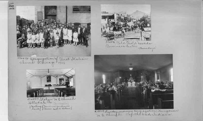 Mission Photograph Album - Cities #15 page 0202