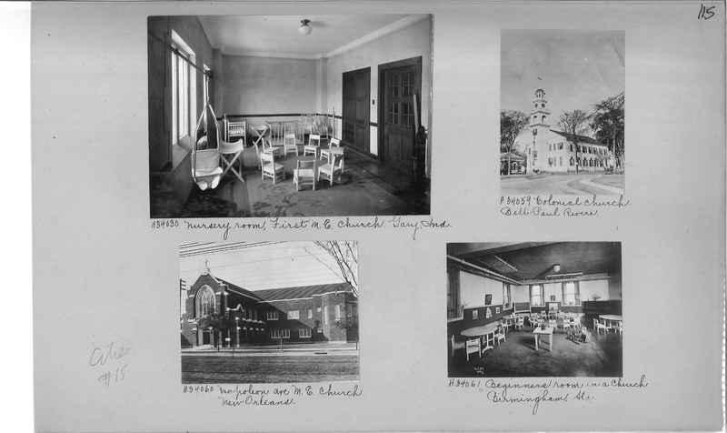 Mission Photograph Album - Cities #15 page 0115