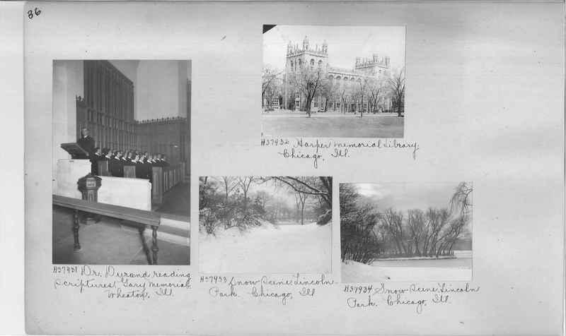 Mission Photograph Album - Cities #17 page 0036