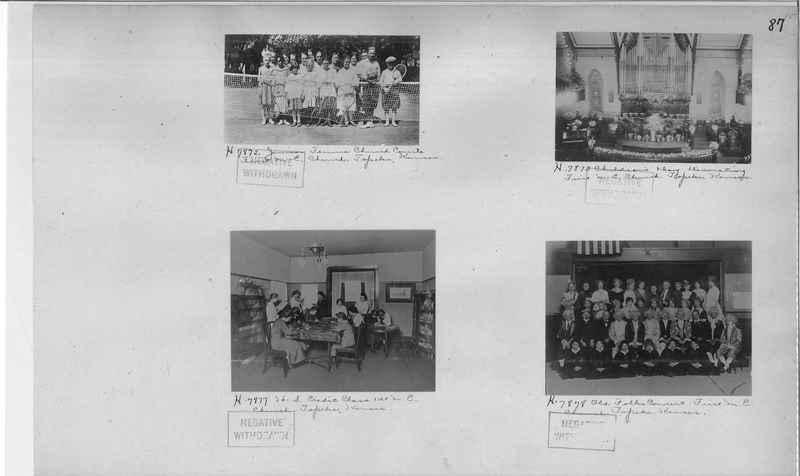 Mission Photograph Album - Cities #4 page 0087