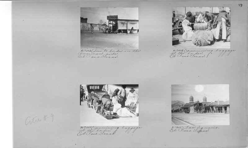 Mission Photograph Album - Cities #9 page 0087