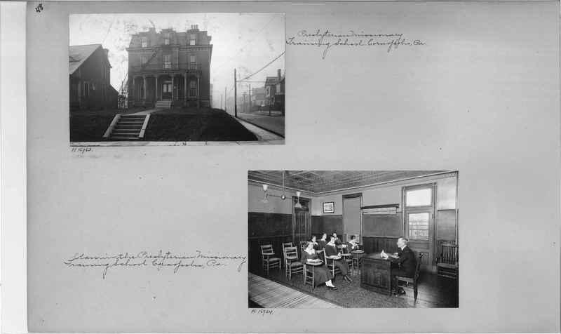 Mission Photograph Album - Cities #9 page 0048