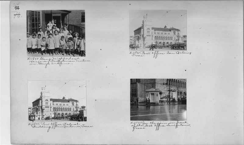 Mission Photograph Album - Cities #6 page 0074