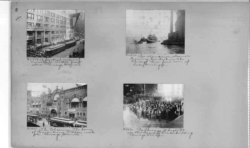Mission Photograph Album - Cities #6 page 0008