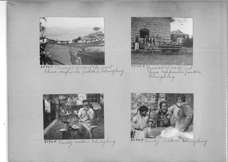 Mission Photograph Album - China #11 page 0203
