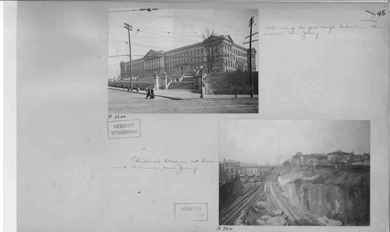 Mission Photograph Album - Cities #4 page 0045
