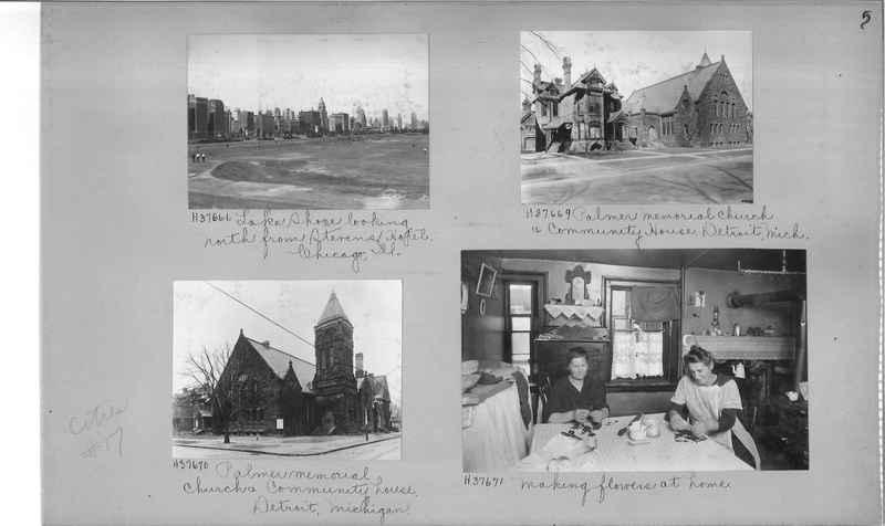 Mission Photograph Album - Cities #17 page 0005