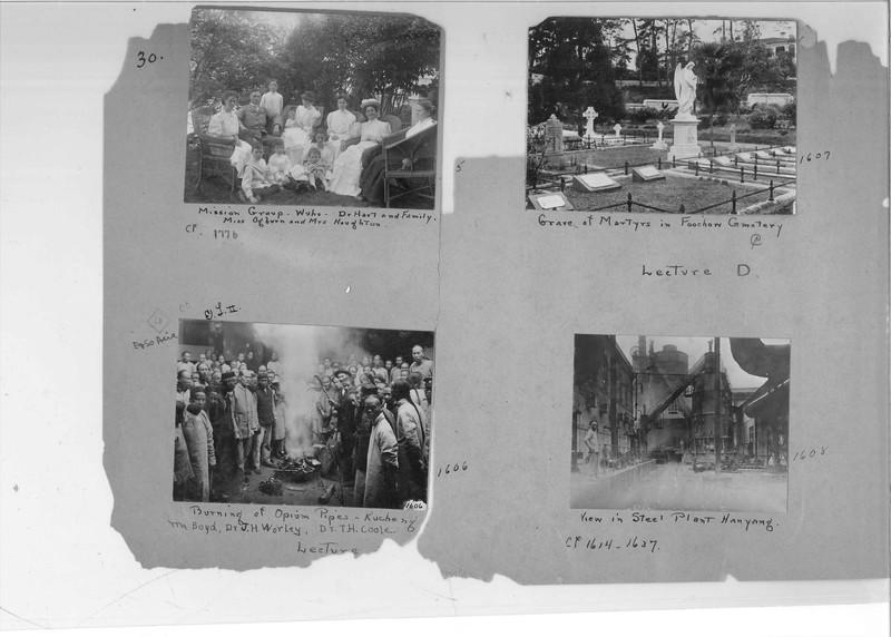 Mission Photograph Album - China #1 page  0030