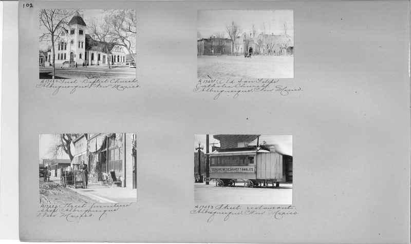Mission Photograph Album - Cities #9 page 0102