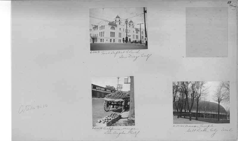 Mission Photograph Album - Cities #10 page 0059