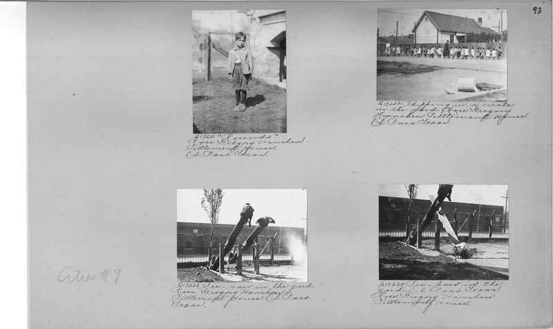 Mission Photograph Album - Cities #9 page 0093