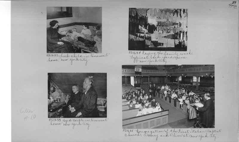 Mission Photograph Album - Cities #10 page 0089
