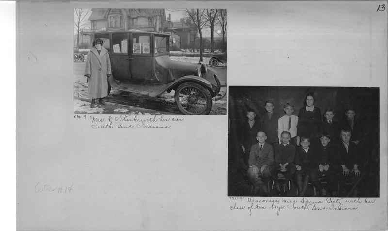 Mission Photograph Album - Cities #14 page 0013