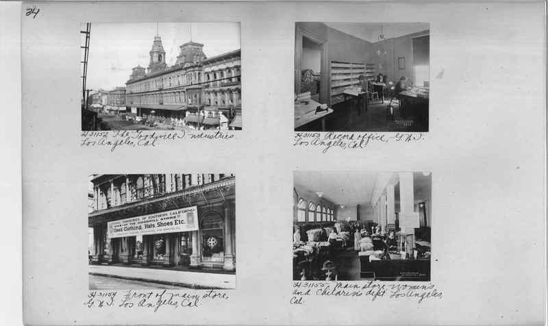 Mission Photograph Album - Cities #14 page 0034