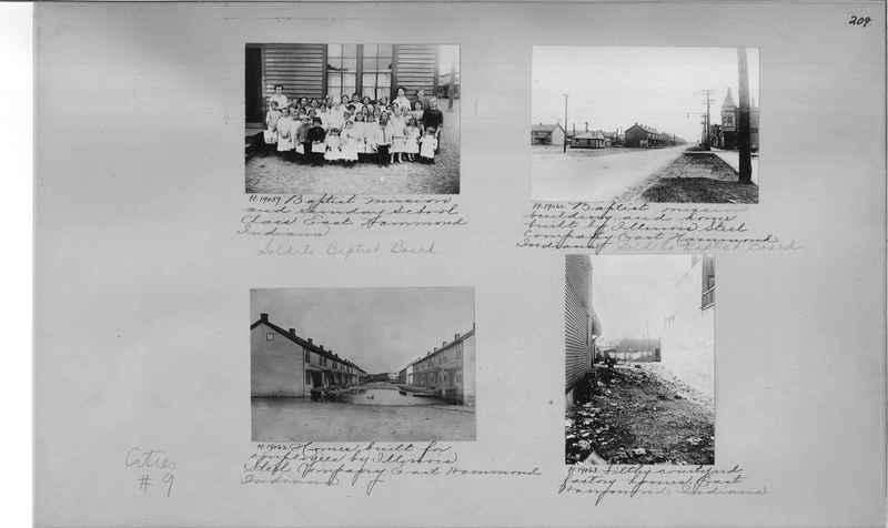 Mission Photograph Album - Cities #9 page 0209