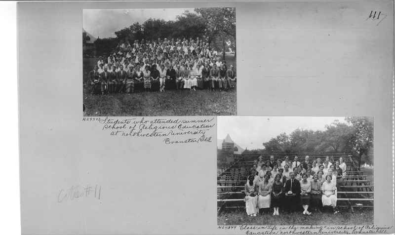 Mission Photograph Album - Cities #11 page 0111